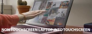 How to turn any non-touchscreen laptop into touchscreen??? image