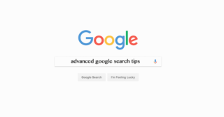 Google Advanced Search Tips to Search Google Like an Expert image