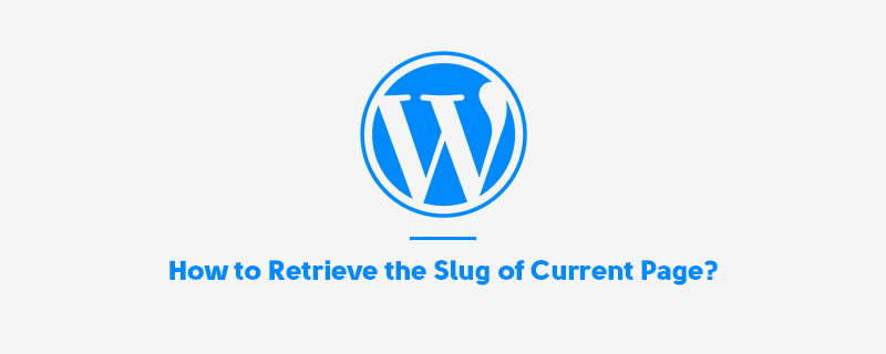 How to Retrieve the Slug of Current Page in WordPress? image