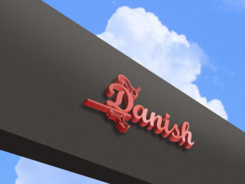 Danish Food Logo Image