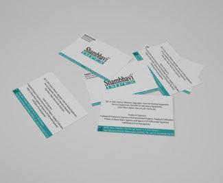 Shambhavi Business Card Image