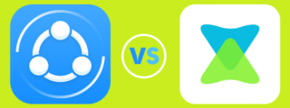 SHAREit vs Xender Which is Better – Fastest Sharing App for Android image