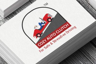 Cozy Auto Clutch Logo Image