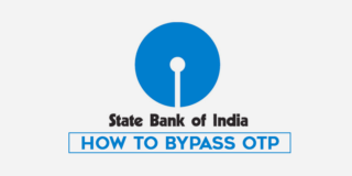How to Bypass State Bank of India's Net BankingOTP image