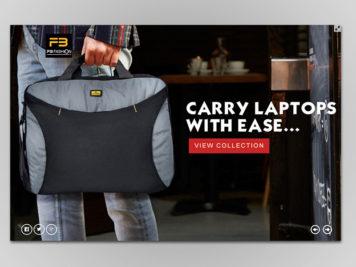 F3Fashion Website Image