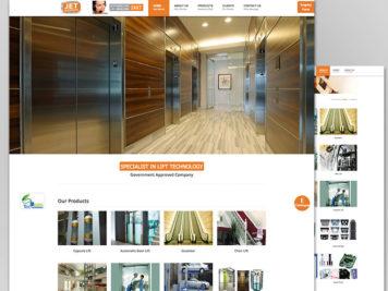 Jet Elevator Website Image